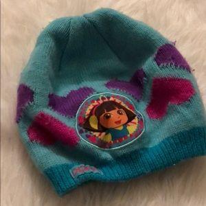 Cute Dora hat